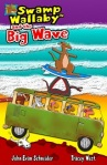 Swamp Wallaby an the Big Wave by Tracy West and John Evan Schneider